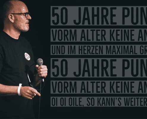 Blanker Hohn 50 Jahre Punks