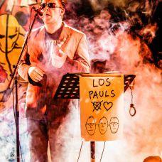 """Die Trio Tribute Band """"Los Pauls"""" live im Westwerk Osnabrück"""